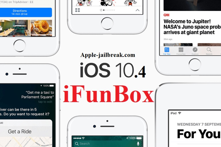 Complete Installation iFunBox iOS 11 To iOS 11 0  1, 11 0 2