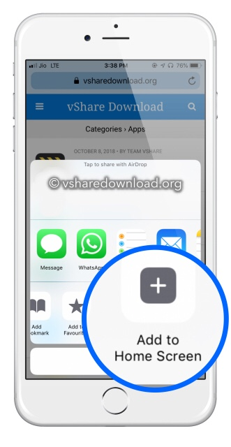vShare on iOS 12 | Santana Team Blogger USA 🇺🇸